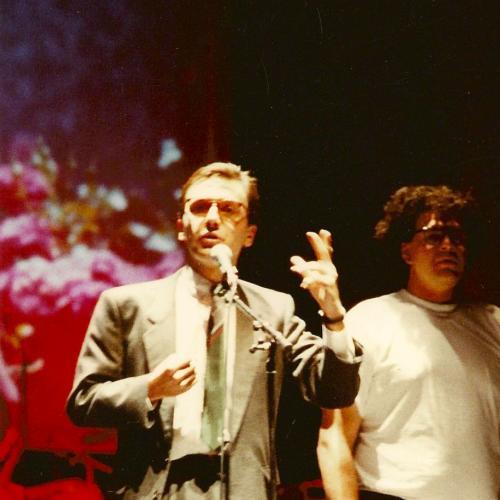 Thierry, Centre Culturel, Creil 1990