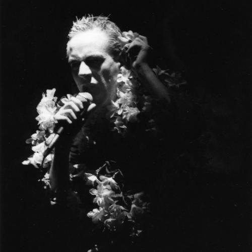 Christophe, TLP, Paris 1986