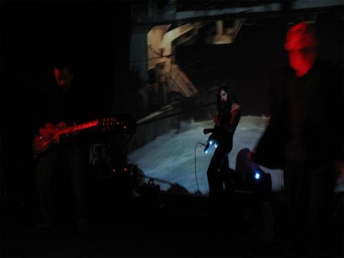 Dorota, Le Cube, Issy 2008